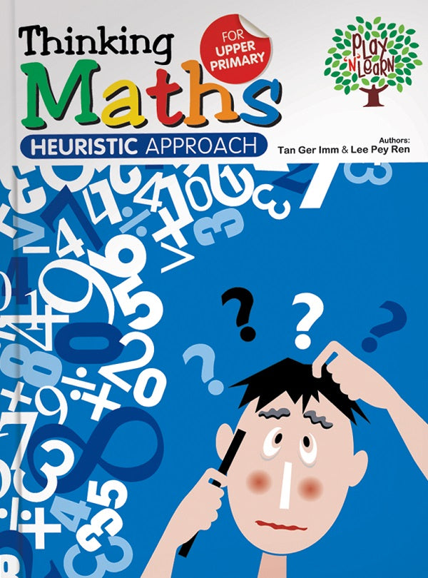 Play N Learn Thinking Mathematics Challenging Questions Heuristic Approach