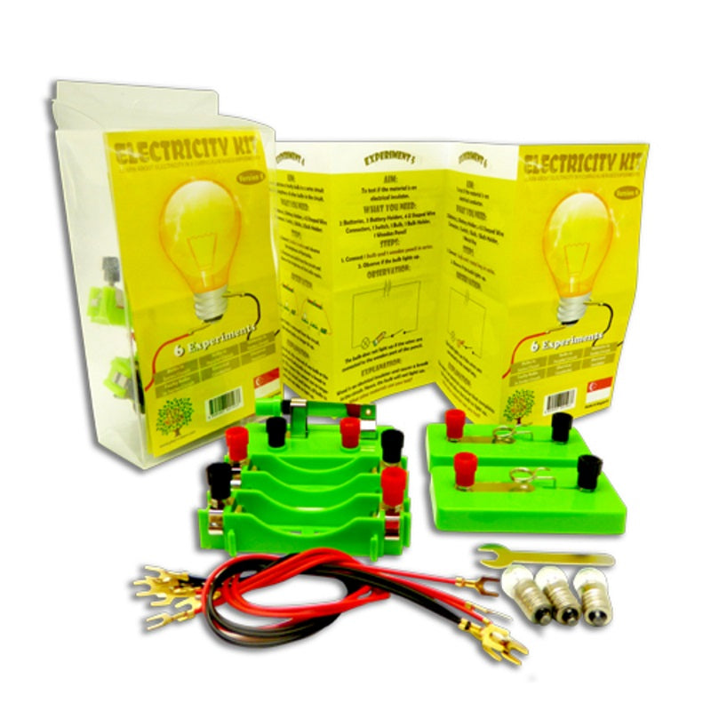 Play N Learn STEM Electricity Kit