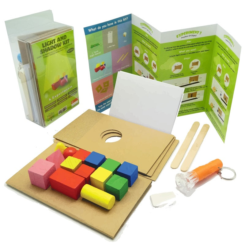 Play N Learn STEM Light and Shadow Kit