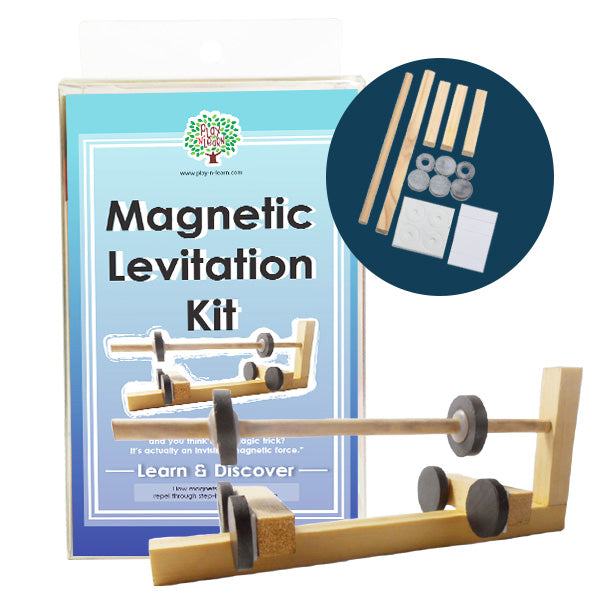 Play N Learn STEM Magnetic Levitation Kit