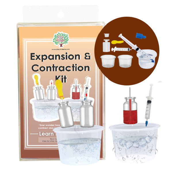 Play N Learn STEM Expansion and Contraction Kit