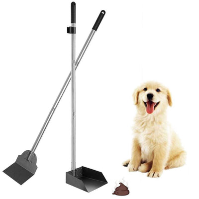Pawsroad No Bending Dog Poop Scooper