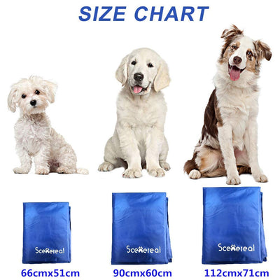 Pawsroad Self-Cooling Dog Mat 2019