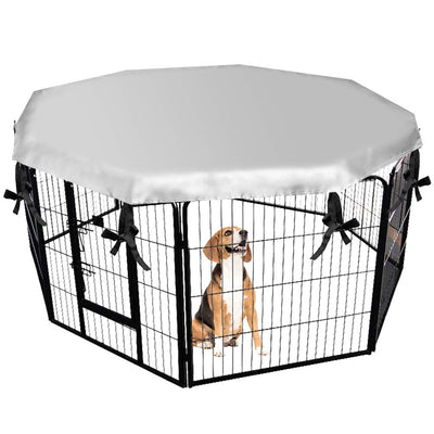 Pawsroad outdoor or indoor dog kennel
