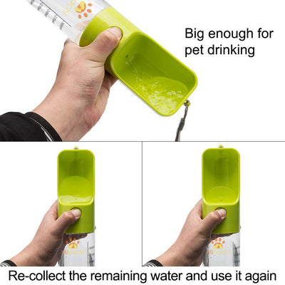 Pawsroad Outdoor Drinking Feeder for Dog