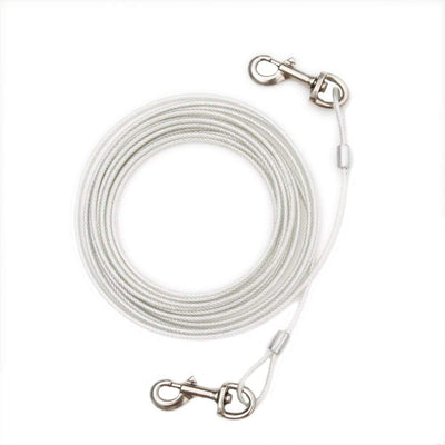 Pawsroad Dog Tie Out Cable