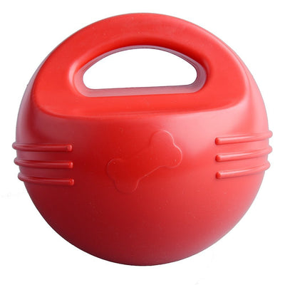 Pawsroad Floating Pool Ball Toys for Dogs with Handle Back