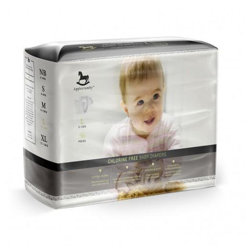 APPLECRUMBY PREMIUM BABY DIAPERS