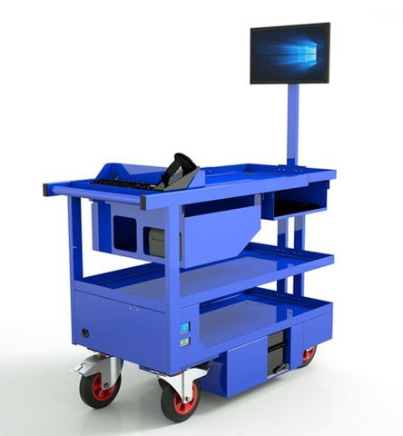 Falcona Mobile Picking Station 2000