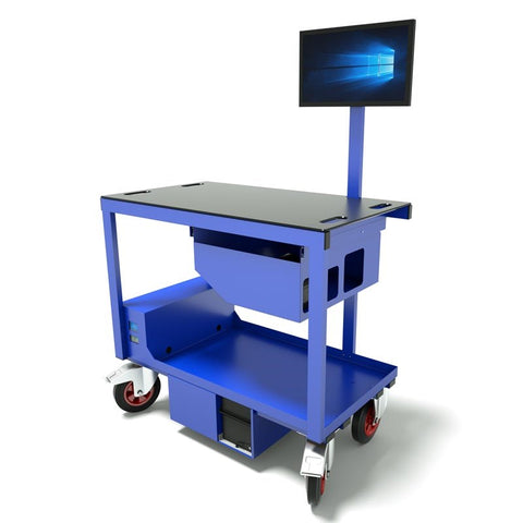 Falcona Mobile Picking Station 1500