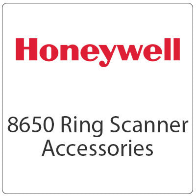 Honeywell 8650 Ring Scanner Accessories