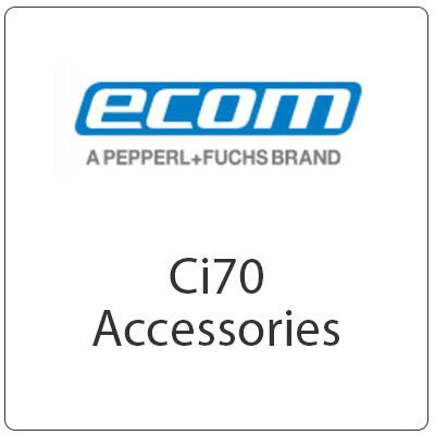 ecom Ci70 ATEX Accessories