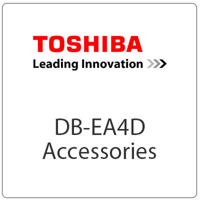 Toshiba TEC DB-EA4D Accessories