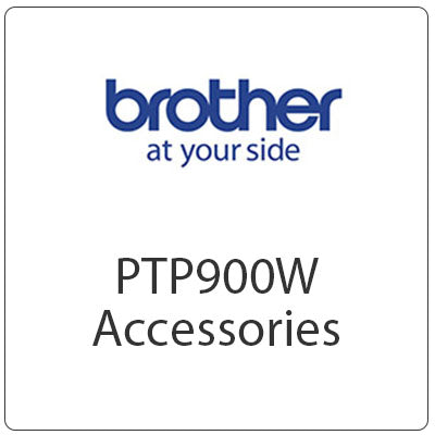 Brother PTP900W Accessories