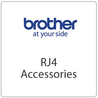 Brother RJ4 Accessories