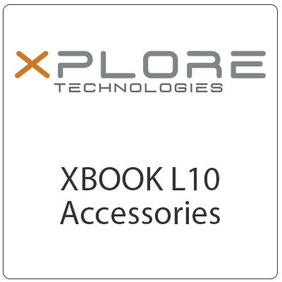Xplore XBOOK L10 Accessories