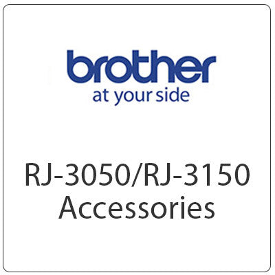 Brother RJ-3150 Accessories