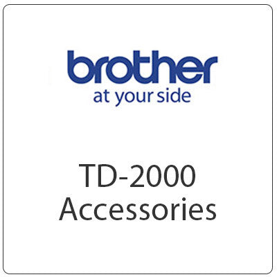 Brother TD-2000 Accessories