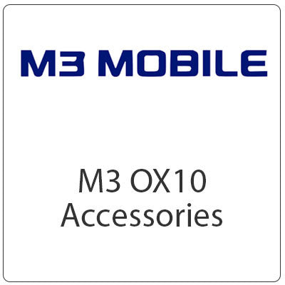 M3 OX10 Accessories