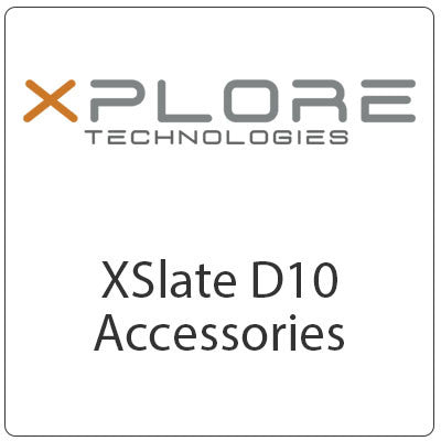 Xplore XSlate D10 ATEX Accessories
