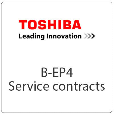 Toshiba TEC B-EP4 Service Contracts