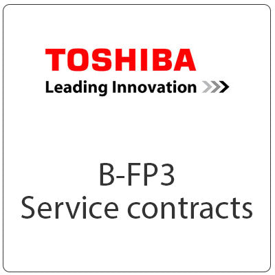 Toshiba TEC B-FP3 Service Contracts