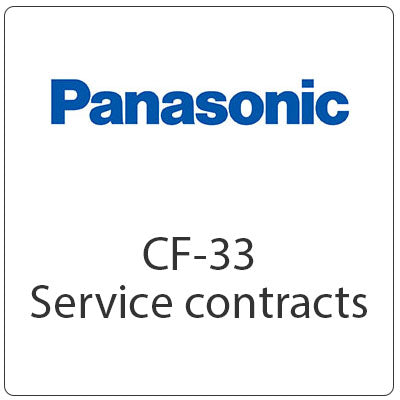 Panasonic Toughbook CF-33 Service Contracts
