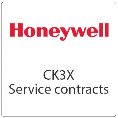 Honeywell CK3X Service Contracts