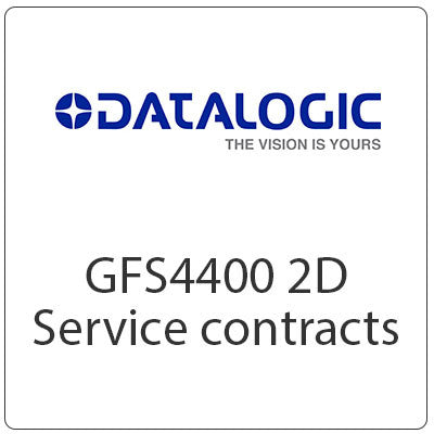 Datalogic GFS4400 2D Service Contracts