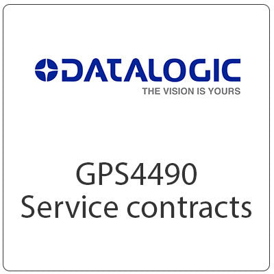 Datalogic GPS4490 Service Contracts