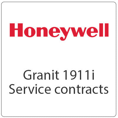 Honeywell Granit 1911i Service Contracts