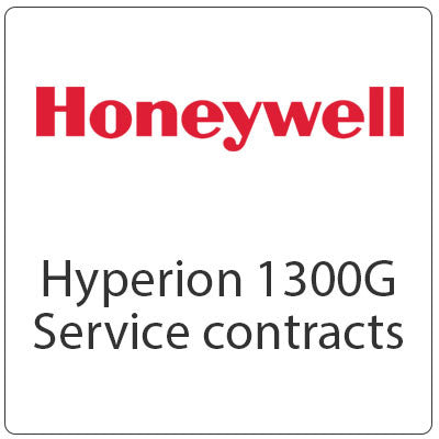 Honeywell Hyperion 1300G Service Contracts