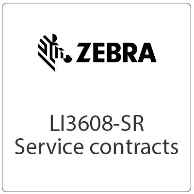Zebra LI3608-SR Service Contracts