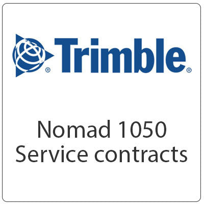 Trimble Nomad 1050 Service Contracts