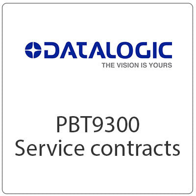 Datalogic PBT9100 Service Contracts