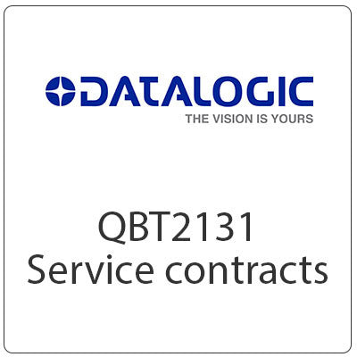 Datalogic QuickScan QBT2131 Service Contracts