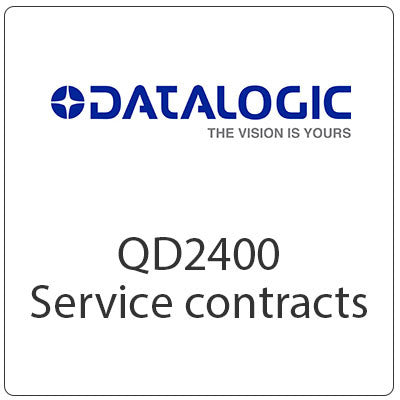 Datalogic QuickScan QD2400 Service Contracts