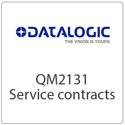 Datalogic QuickScan QM2131 Service Contracts