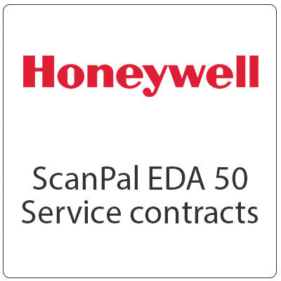 ScanPal EDA 50 Service Contracts
