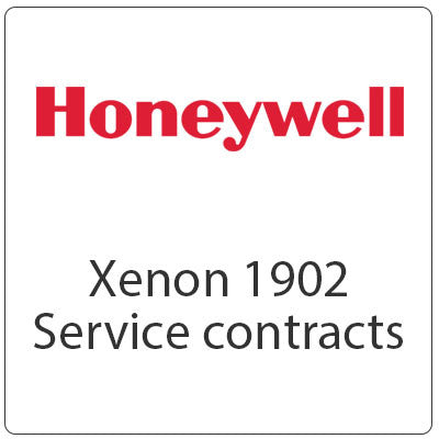 Honeywell Xenon 1902 Service Contracts