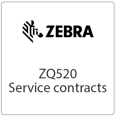 Zebra ZQ520 Service Contracts