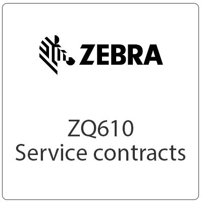 Zebra ZQ610 HC Service Contracts