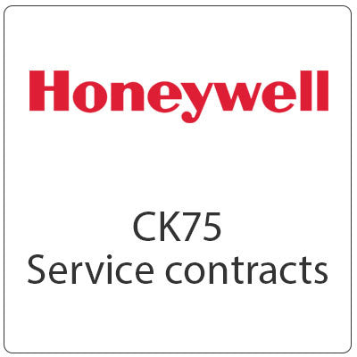 Honeywell CK75 Service Contracts