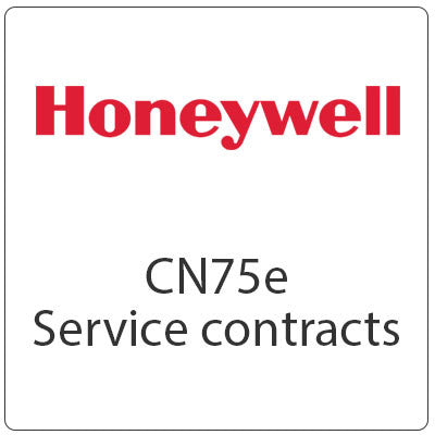 Honeywell CN75e Service Contracts