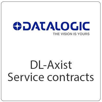 Datalogic DL-Axist Service Contracts