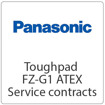 Panasonic Toughpad FZ-G1 ATEX Service Contracts