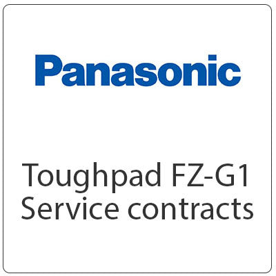 Panasonic Toughpad FZ-G1 Service Contracts