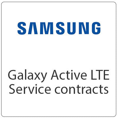 Samsung Galaxy Active LTE Service Contracts