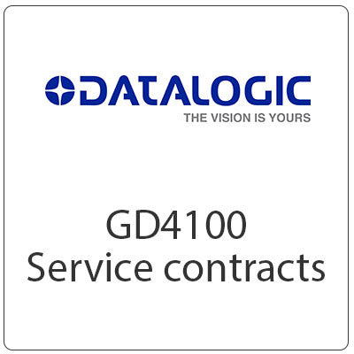 Datalogic GD4100 Service Contracts