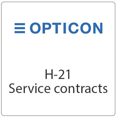 Opticon H-21 Service Contracts
